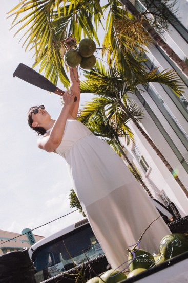 Going Coconuts: Olga + Paul = Destination Wedding and Surprise 2nd Celebration by Zorz Studios (79)