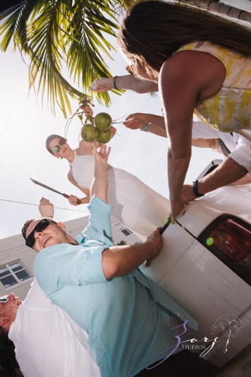 Going Coconuts: Olga + Paul = Destination Wedding and Surprise 2nd Celebration by Zorz Studios (77)