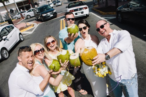 Going Coconuts: Olga + Paul = Destination Wedding and Surprise 2nd Celebration by Zorz Studios (75)