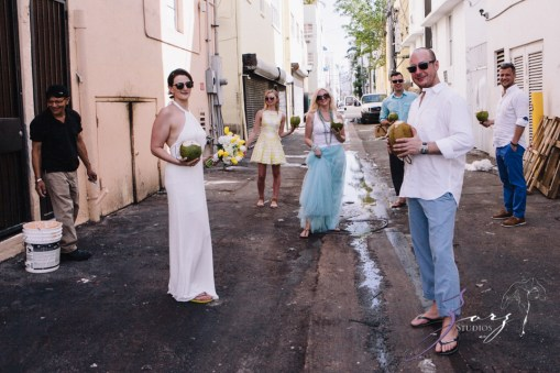 Going Coconuts: Olga + Paul = Destination Wedding and Surprise 2nd Celebration by Zorz Studios (74)