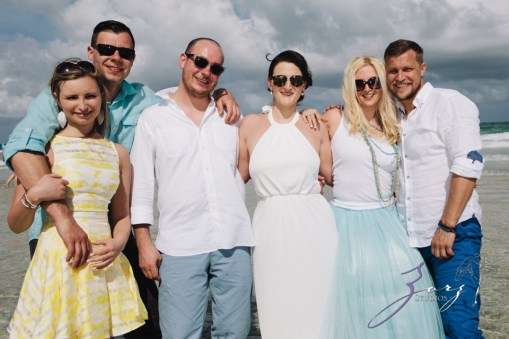 Going Coconuts: Olga + Paul = Destination Wedding and Surprise 2nd Celebration by Zorz Studios (73)