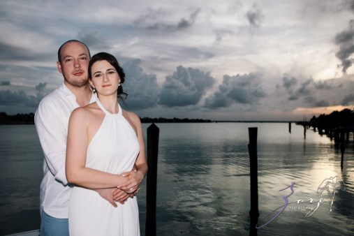 Going Coconuts: Olga + Paul = Destination Wedding and Surprise 2nd Celebration by Zorz Studios (52)