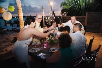 Going Coconuts: Olga + Paul = Destination Wedding and Surprise 2nd Celebration by Zorz Studios (47)