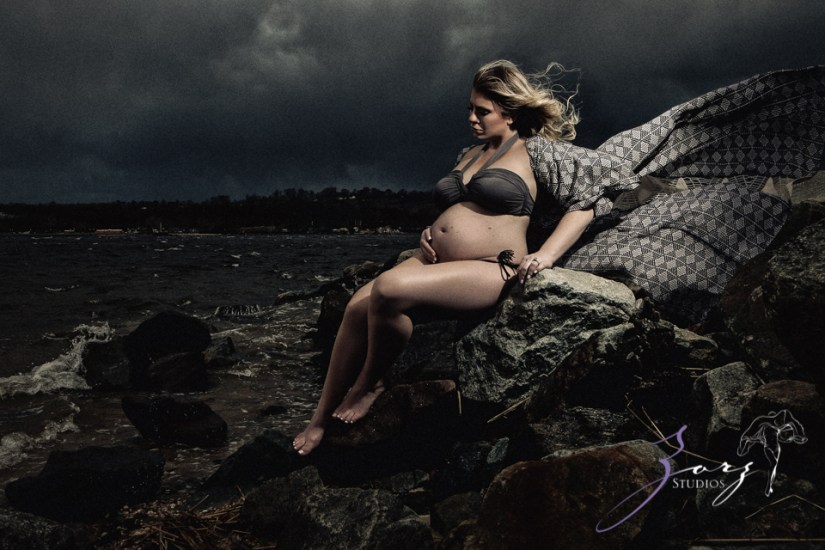 Making Up: Maternity Session for a MUA by Zorz Studios (5)