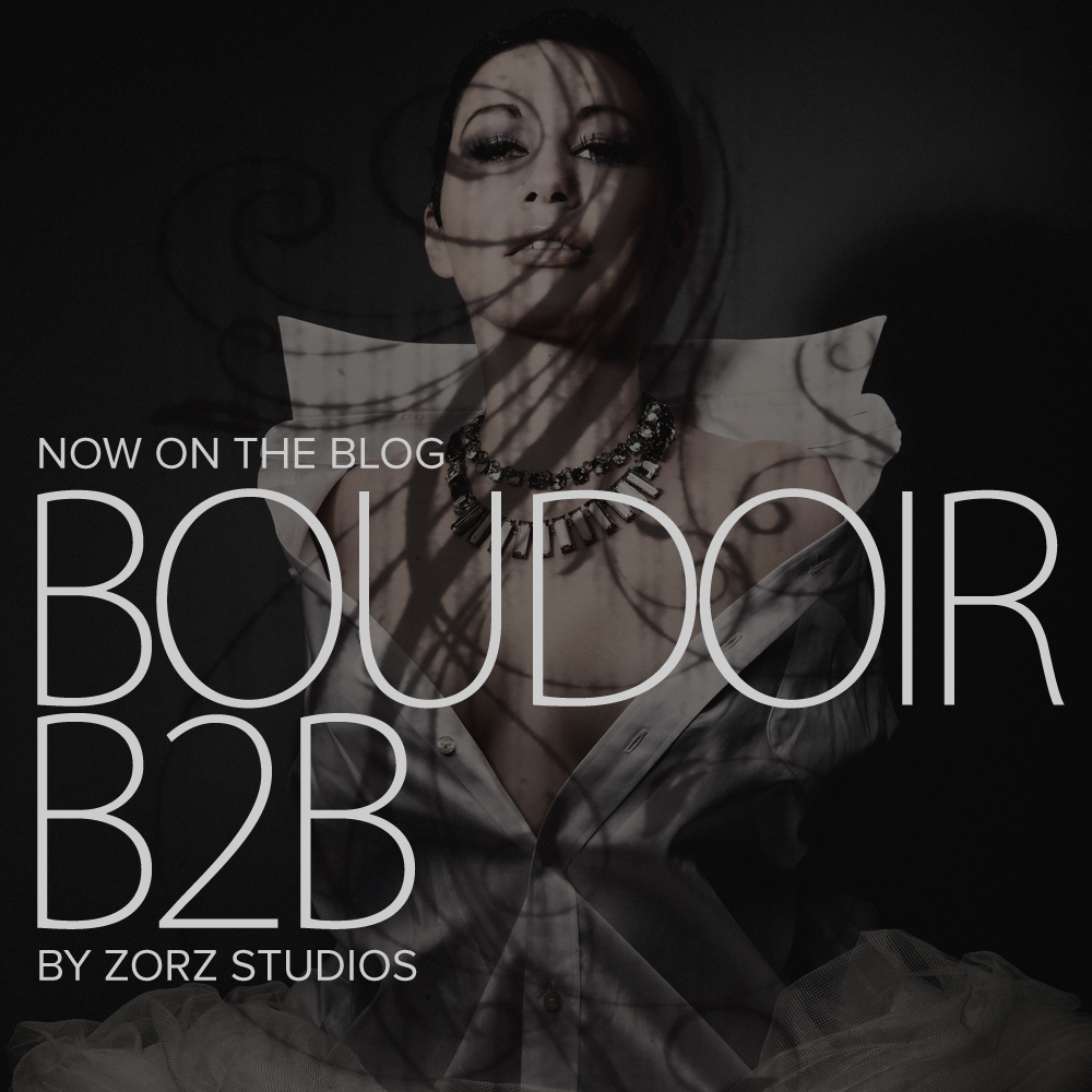 Boudoir B2B: Boudoir Shoot for a Fellow Photographer by Zorz Studios (8)