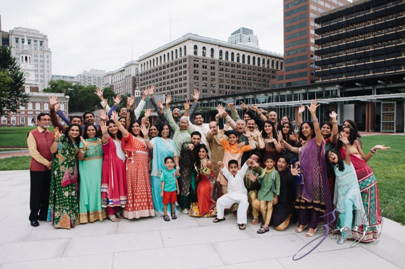 Phillyng in Love: Shruti + Milan = Indian Wedding by Zorz Studios (200)