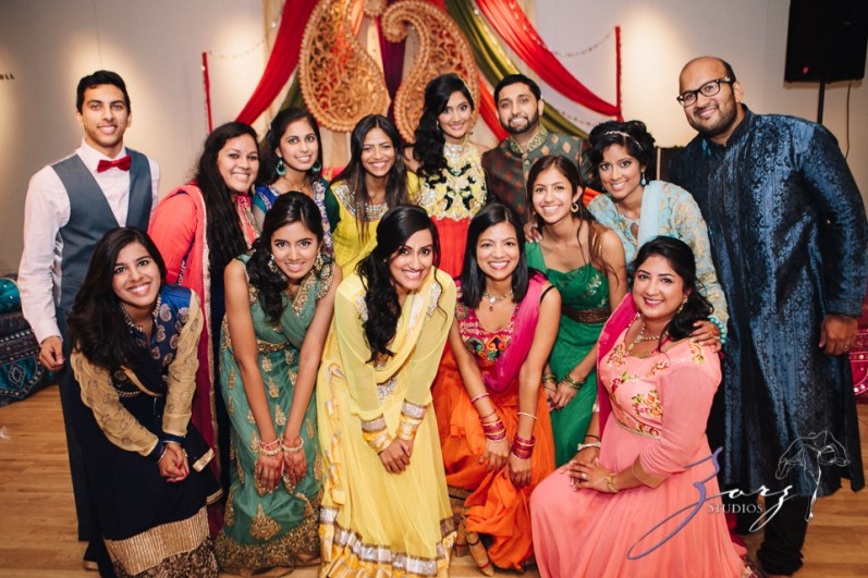 Phillyng in Love: Shruti + Milan = Indian Wedding by Zorz Studios (183)