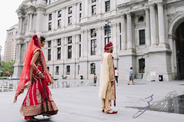 Phillyng in Love: Shruti + Milan = Indian Wedding by Zorz Studios (150)
