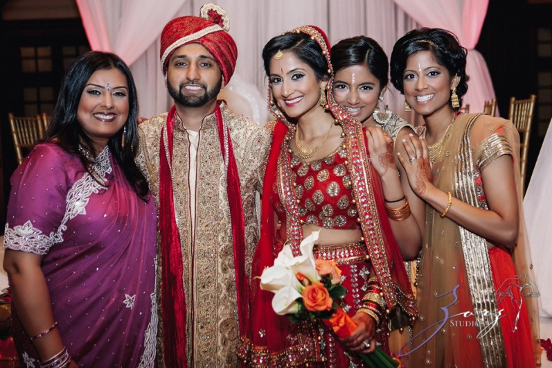 Phillyng in Love: Shruti + Milan = Indian Wedding by Zorz Studios (138)