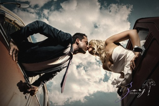Heirloom: Alyona + Elman = Retro Trash-the-Dress Session by Zorz Studios (13)