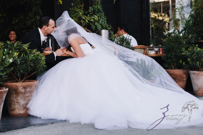 I Fancy You: Dana + John = Fashionable Wedding by Zorz Studios (59)