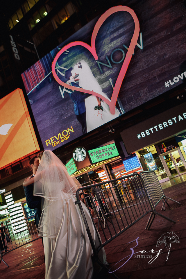 Conte Sorinula: Mya + Sorin = NYC Trash-the-Dress Shoot by Zorz Studios (34)