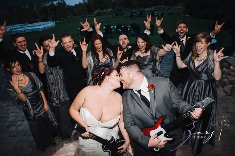 Strings Attached: Rachel + Aaron = Rocking Wedding by Zorz Studios (2) (22)