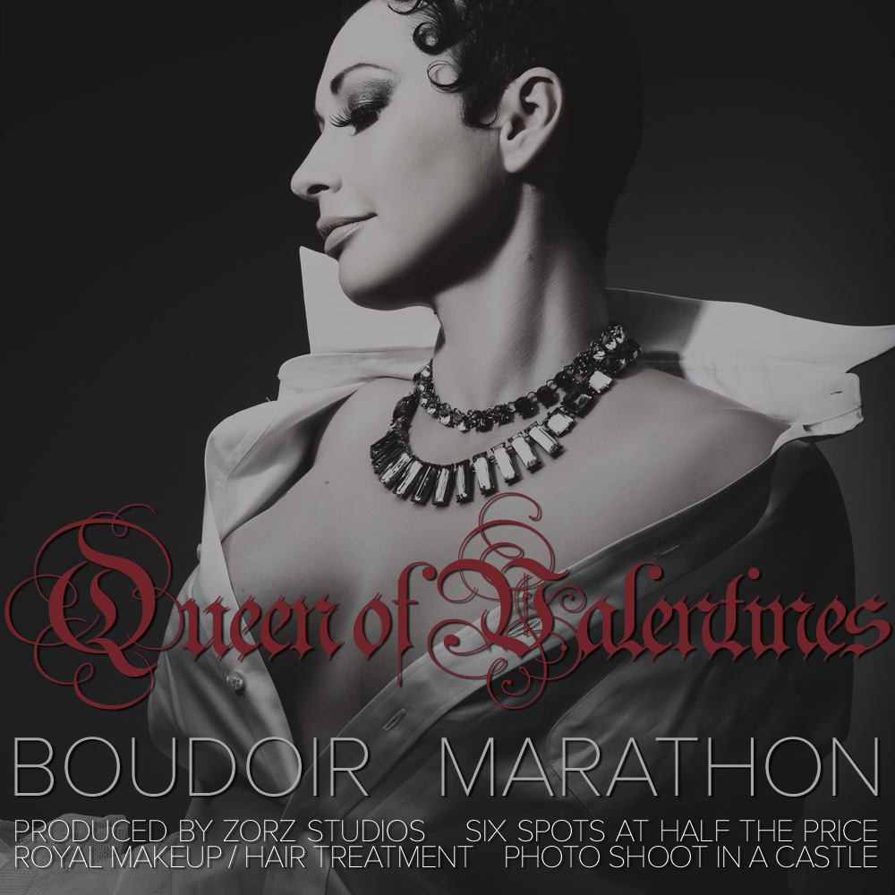 Boudoir Marathon 2016 by Zorz Studios (1)