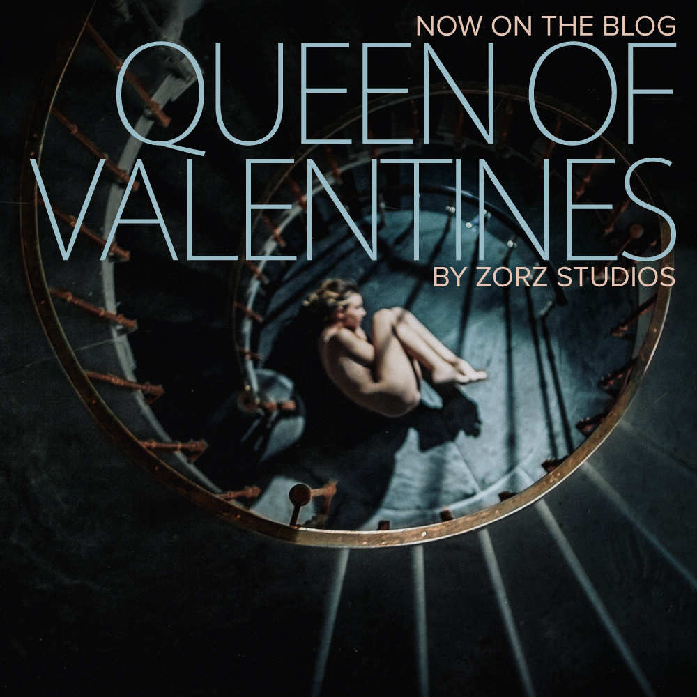 Queen of Valentines: Fairytale Boudoir Marathon 2016 by Zorz Studios (1)
