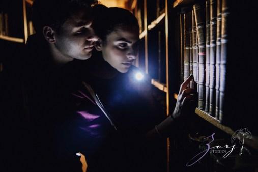 Lieberary: Jessica + Roman = Supernatural Engagement Session by Zorz Studios (44)