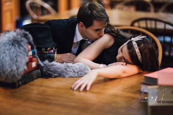 Lieberary: Jessica + Roman = Supernatural Engagement Session by Zorz Studios (26)