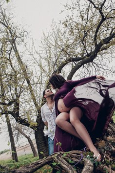 Poetic Maternity Session in the Mist by Zorz Studios (16)