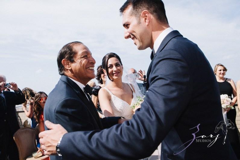 State of Mind: Leah + Joseph = Manhattan Rooftop Wedding (78)