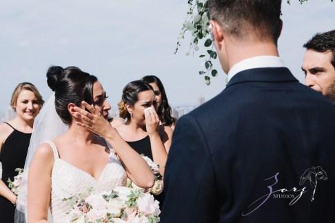 State of Mind: Leah + Joseph = Manhattan Rooftop Wedding (77)