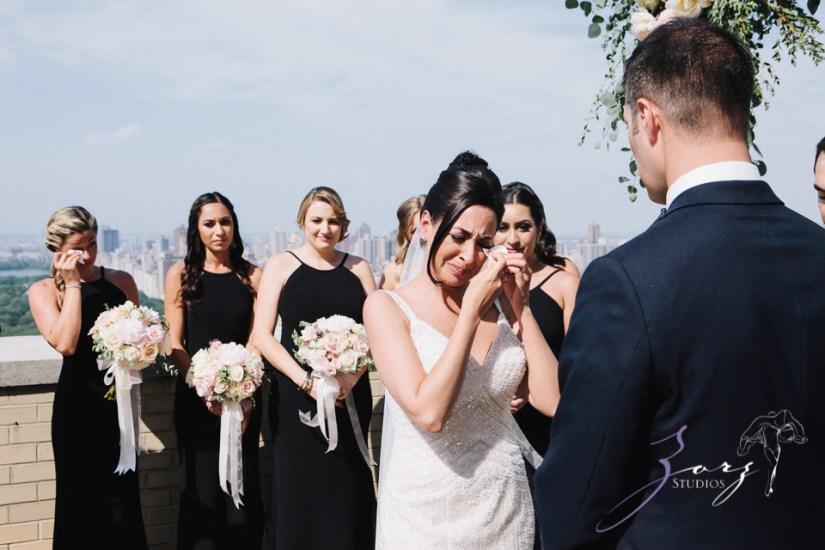 State of Mind: Leah + Joseph = Manhattan Rooftop Wedding (74)