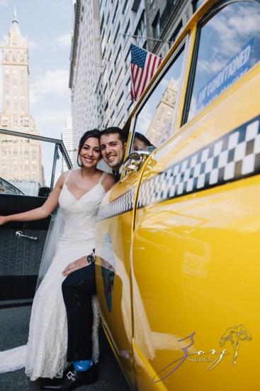 State of Mind: Leah + Joseph = Manhattan Rooftop Wedding (66)
