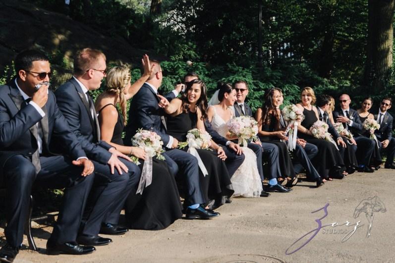 State of Mind: Leah + Joseph = Manhattan Rooftop Wedding (64)