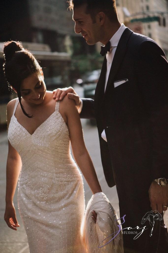 State of Mind: Leah + Joseph = Manhattan Rooftop Wedding (1)