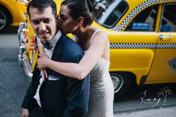 State of Mind: Leah + Joseph = Manhattan Rooftop Wedding (40)