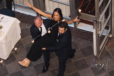 State of Mind: Leah + Joseph = Manhattan Rooftop Wedding (24)