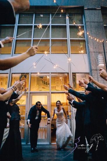 State of Mind: Leah + Joseph = Manhattan Rooftop Wedding (22)