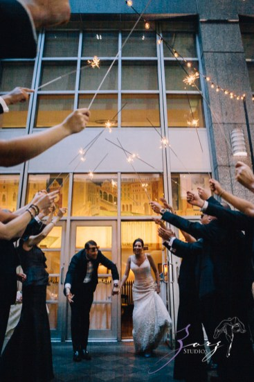 State of Mind: Leah + Joseph = Manhattan Rooftop Wedding (22)