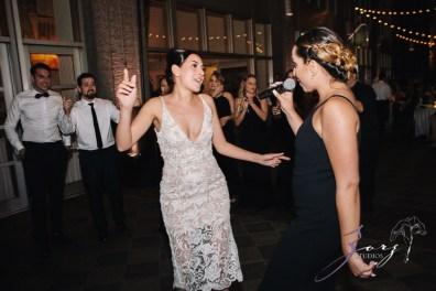 State of Mind: Leah + Joseph = Manhattan Rooftop Wedding (18)