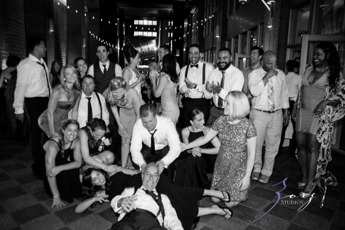State of Mind: Leah + Joseph = Manhattan Rooftop Wedding (4)