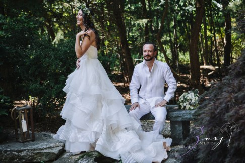 Birth of Venus: Alexandra + Ricardo = Rustic Wedding by Zorz Studios (83)
