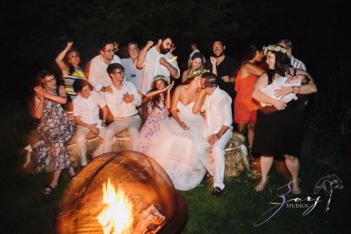 Birth of Venus: Alexandra + Ricardo = Rustic Wedding by Zorz Studios (4)