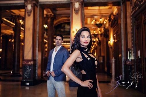 India, Monaco: Avni + Asheesh = Destination Romance Photo Session by Zorz Studios (15)