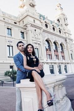 India, Monaco: Avni + Asheesh = Destination Romance Photo Session by Zorz Studios (8)