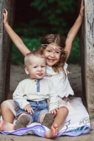 Teepee: Bohemian Family Photoshoot by Zorz Studios (52)