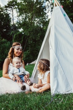 Teepee: Bohemian Family Photoshoot by Zorz Studios (35)