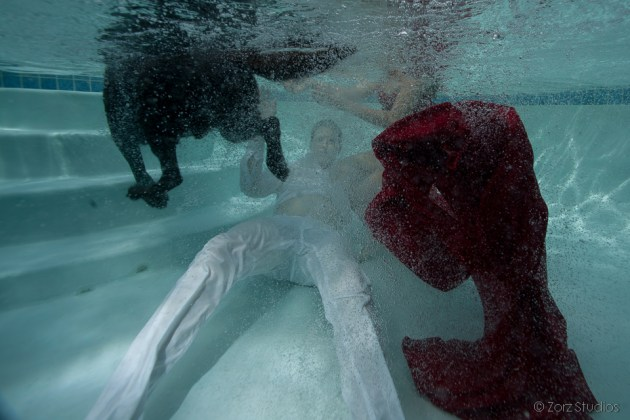 Ad Vitam: Underwater Maternity Session by Zorz Studios (8)