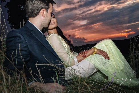 7th Circle: Manjula + Evan = Indian-Jewish Wedding by Zorz Studios (103)