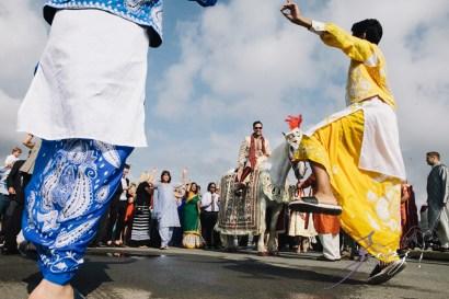 7th Circle: Manjula + Evan = Indian-Jewish Wedding by Zorz Studios (81)