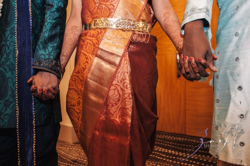 7th Circle: Manjula + Evan = Indian-Jewish Wedding by Zorz Studios (75)