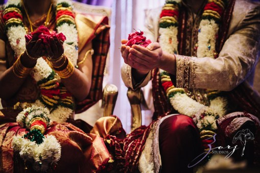 7th Circle: Manjula + Evan = Indian-Jewish Wedding by Zorz Studios (62)