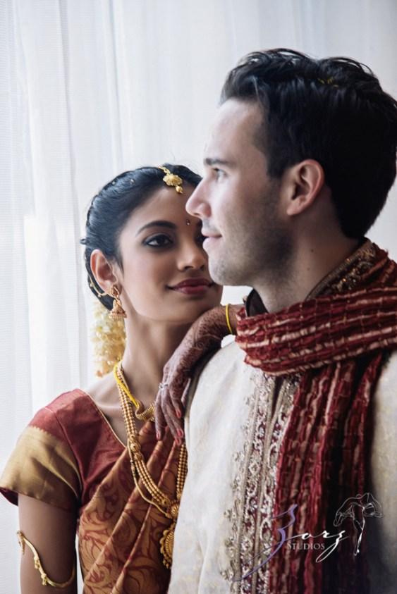 7th Circle: Manjula + Evan = Indian-Jewish Wedding by Zorz Studios (56)