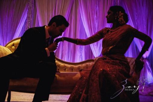 7th Circle: Manjula + Evan = Indian-Jewish Wedding by Zorz Studios (26)