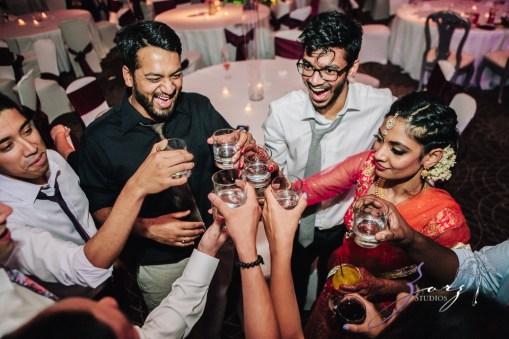 7th Circle: Manjula + Evan = Indian-Jewish Wedding by Zorz Studios (3)
