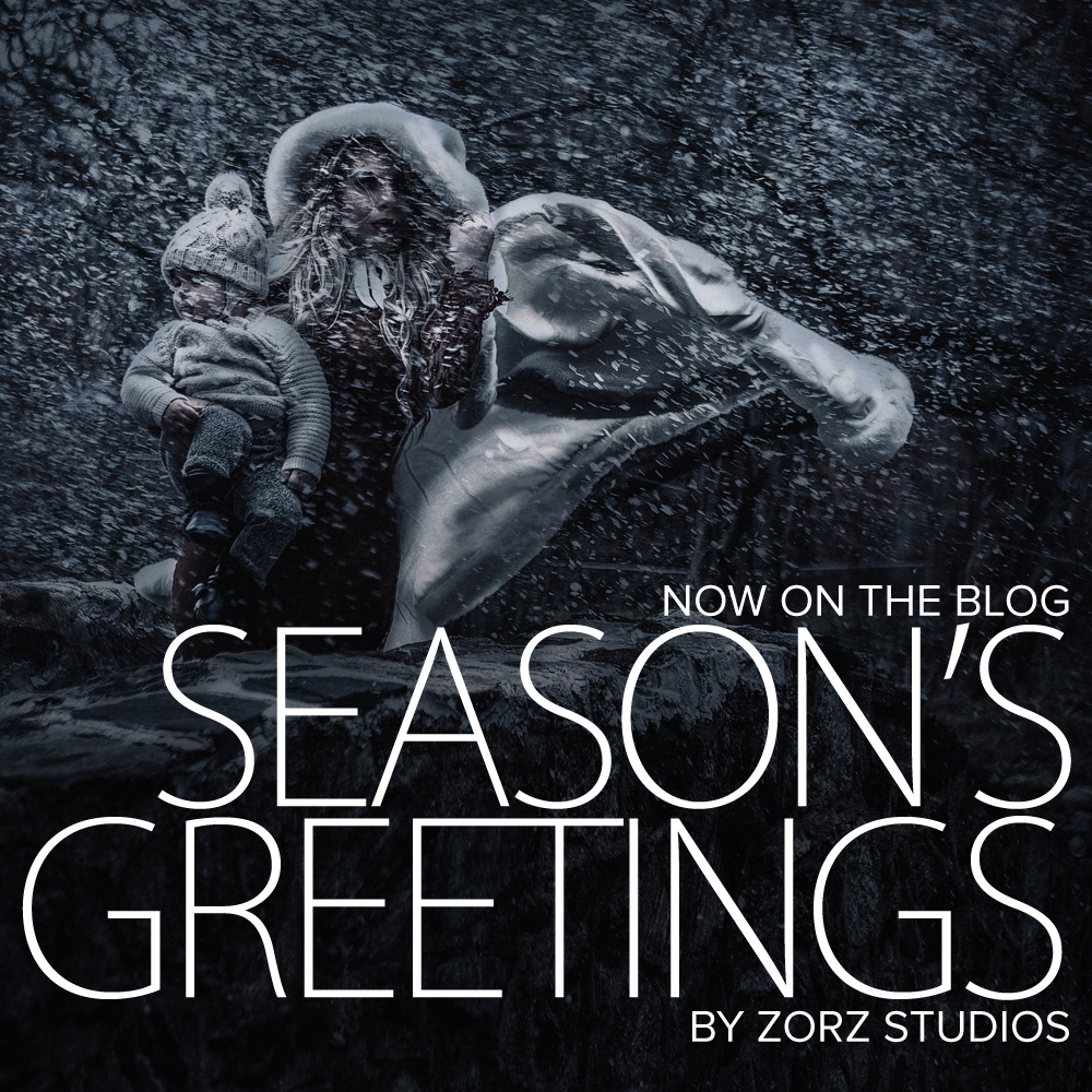 Season's Greetings: Some Child Photography... by Zorz Studios (1)