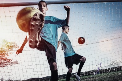 House of Red Cards: Tough Soccer Family Photoshoot by Zorz Studios (40)